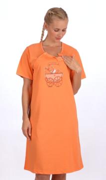 Dámská noční košile mateřská Kočárek