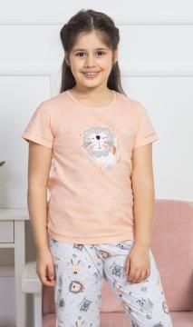 Dětské pyžamo kapri Lev