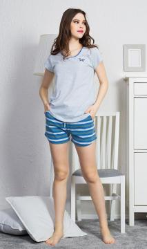 Dámské pyžamo šortky Dominika