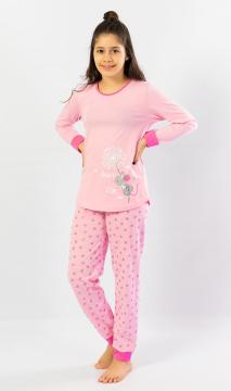 Dětské pyžamo dlouhé Malá myška