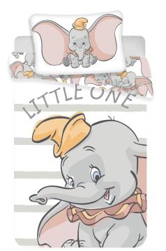 Disney povlečení do postýlky Dumbo baby 100x135, 60x40 cm