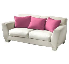 Povlak bavlna růžová 40x40 cm