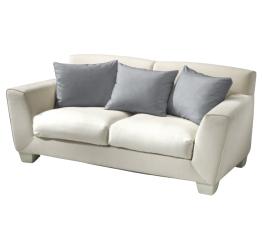 Povlak bavlna šedá 40x40 cm