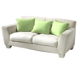 Povlak bavlna zelená 40x40 cm