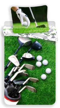 Povlečení fototisk Golf 140x200, 70x90 cm