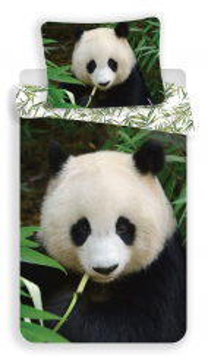 Povlečení fototisk Panda 02 140x200, 70x90 cm