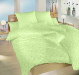 Povlečení damašek Rokoko zelené 40x40 cm povlak