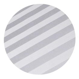 Povlečení atlas grádl šedý proužek 2,5 cm 140x200, 70x90 cm