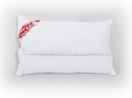 Zdravotní polštářek LUX bílý 50x70