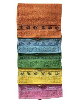 Dětský ručník Kids 30x50 cm orange