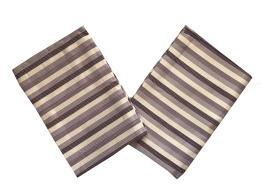 Utěrky Bambus 50x70 cm Pruh fialový 3 ks
